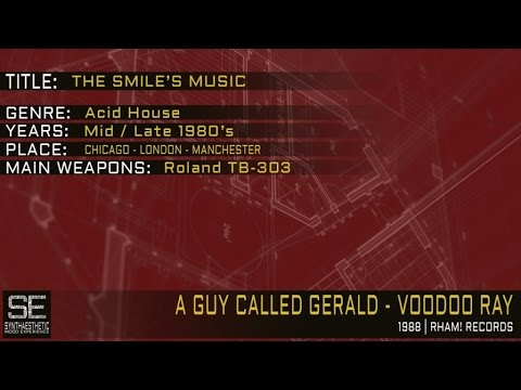 A Guy Called Gerald  Voodoo Ray Rham!  1988