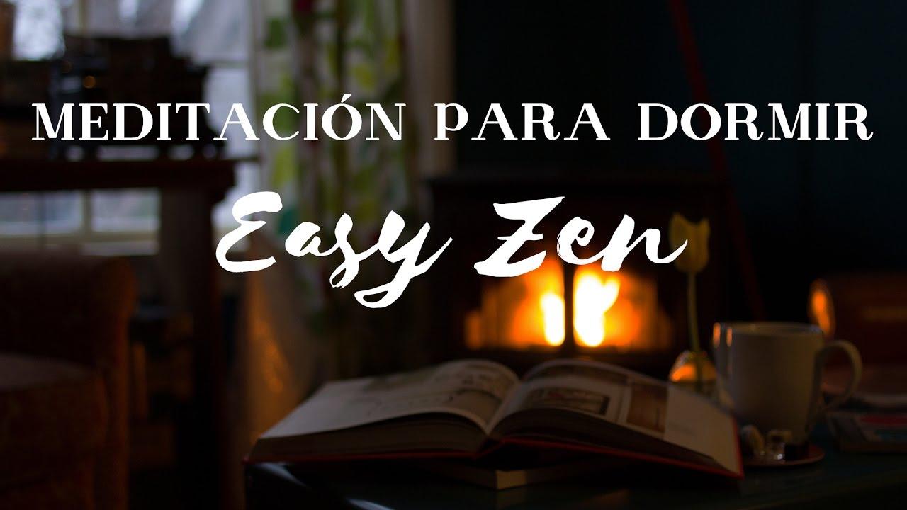 Meditaci n guiada para dormir profundamente ser feliz y mejorar el autoestima easy zen - Aromas para dormir profundamente ...