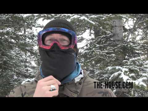 2016 Anon M3 Goggles - On Snow Review - the-House.com