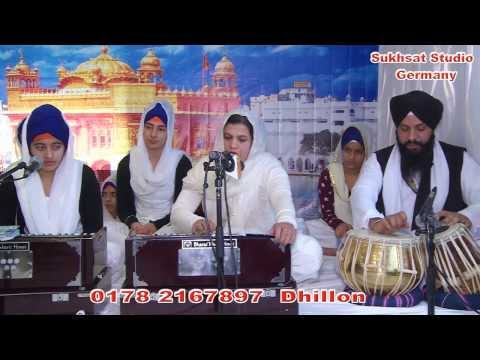 Gurudwara Dashmesh Darbar Essen Germany HD 05.01.2014 Sukhsat Studio Germany