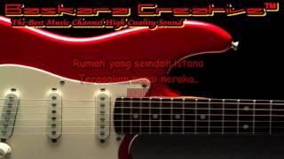 pedih Rhoma irama Karaoke No Vokal