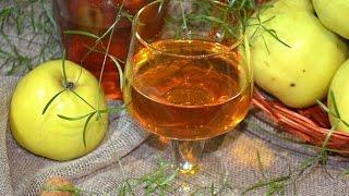 Простой рецепт десертного домашнего яблочного вина!