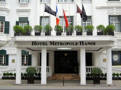 Sofitel Legend Metropole Hanoi Hotel Tour + Review - Luxury Hotel in Vietnam