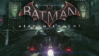 Batman: Arkham Knight Gameplay -  Ace Chemicals Infiltration Part 1