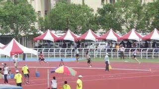 2016全大運國立交通大學一般男子田徑4x400m接力決賽第三名