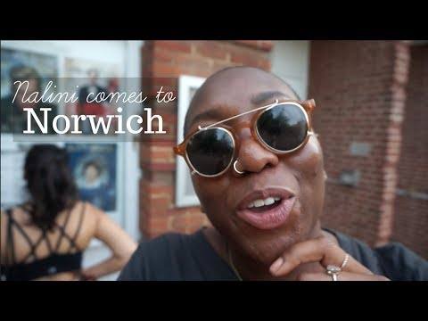 VLOG: Nalini Comes to Norwich • Margaret Belle