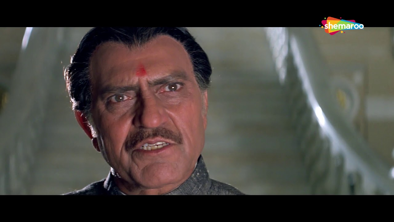 Download Powerful Amrish Puri Scenes - Salaakhen 1998 - Sunny Deol - Anupam Kher
