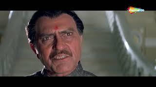 Powerful Amrish Puri Scenes - Salaakhen 1998 - Sunny Deol - Anupam Kher