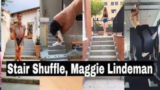 stair Shuffle, Maggie Lindeman - Pretty Girl Shuffle Dance .