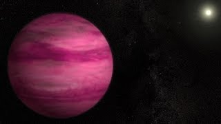 Astronomers Discover New PINK Planet On Solar System's Edge