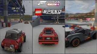 Forza Horizon 4 LEGO Cars Visual Damage Model