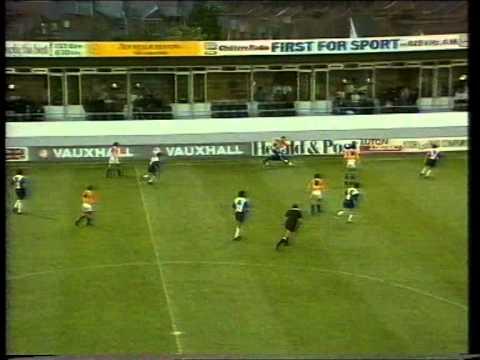 Luton 0 Everton 1 - 02 November 1991
