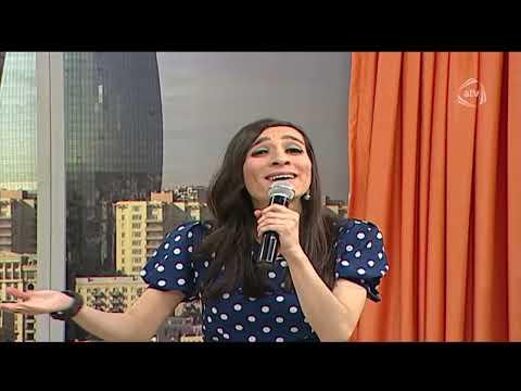 Nigar Bağırova - Sevgilim Tut əlimdən (10dan Sonra)