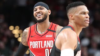 Houston Rockets vs Portland Trail Blazers Full Game Highlights   January 29, 2019-20 NBA Season