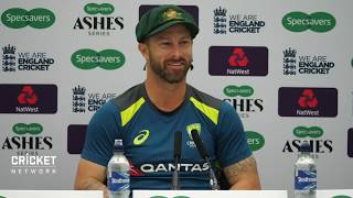 Another Ashes ton good reward for hard work: Wade