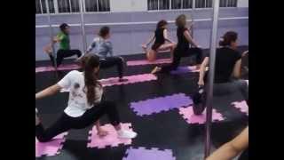 Aulas de Flexibilidade Studio Pole Dance Cleo Meneses