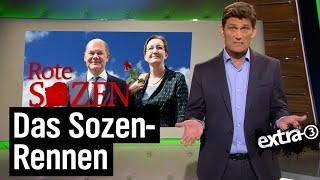 Die längste SPD-Vorsitzendensuche aller Zeiten