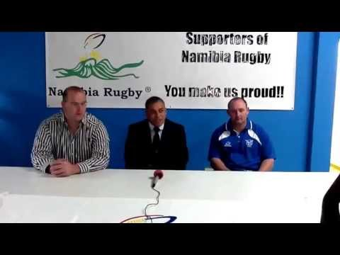 Namibia Rugby Union CEO, President & Head Coach