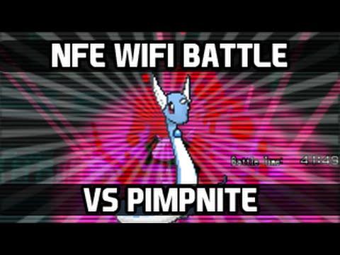 Pokemon X/Y WIFI Battle - VS: PIMPNITE [NFE]