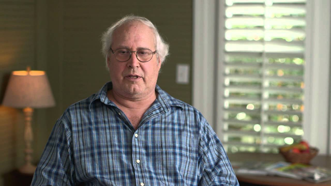 Vacation Chevy Chase Clark Griswold Behind The Scenes Movie Interview Youtube