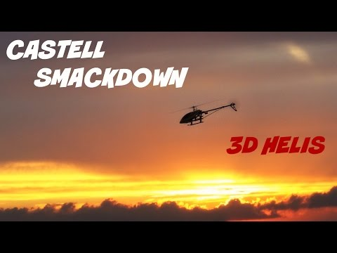 Castell Smackdown - Extreme 3D 2015 HD