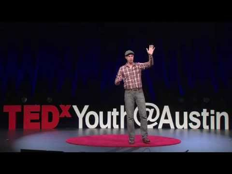The difference between a cheerleader and a champion: Jason Roberts at TEDxYouth@Austin