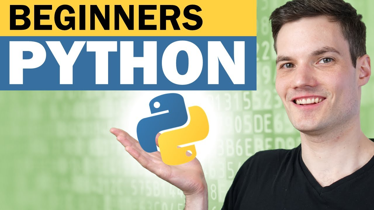 👩‍💻 Python for Beginners Tutorial