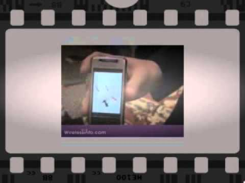 Sony Ericsson Xperia X1 Video Preview