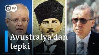 Avustralya: Atatürk'ün sözü ihlal edildi - DW Türkçe