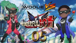 Woolie VS The Wonderful 101 (Part 5)
