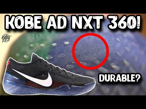 Revisited! Nike Kobe AD NXT 360! Is it Durable??