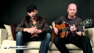 "Brahim & Kubix ""Medley"" [Session Acoustique Jamafra]"
