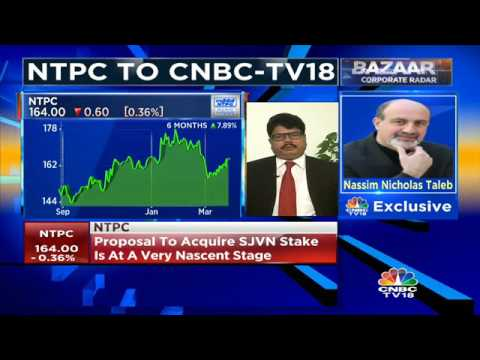 Company Has Expressed Interest To Acquire Govt Stake In SJVN: NTPC