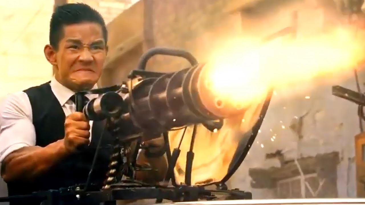 VANGUARD - Chinese teaser #4 (2020) Jackie Chan Action Movie - YouTube