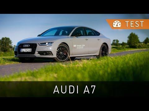 Audi A7 Sportback 3.0 TDI competition 326 KM (2017) - test [PL] | Project Automotive