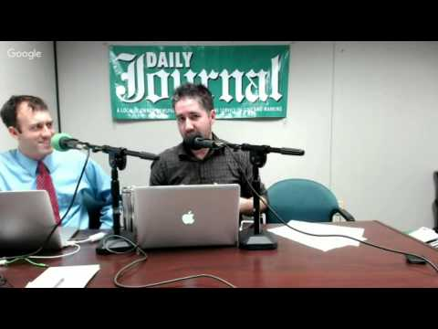 2015 election Daily Journal webcast
