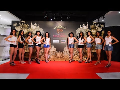 fbb Colors Femina Miss India Delhi 2018 Auditions In Noida