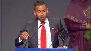 Gambar cover Ahmed Mukhtar promoted to RVP in 11 and half months - ACN Barcelona 2014 full version