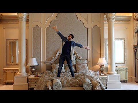 A tour around Emirates palace