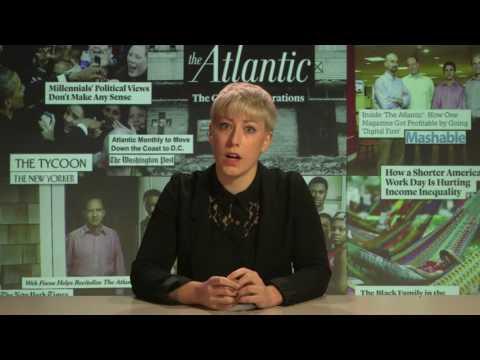 Media Review: The Atlantic