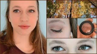 Fall Makeup Tutorial 2013: Changing with the leaves Thumbnail