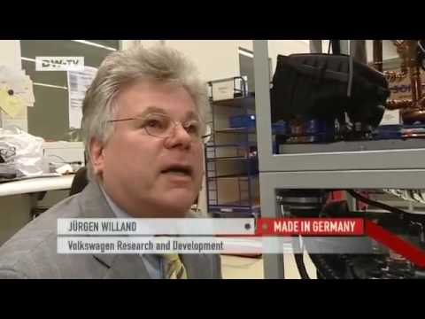 Mini Power Plants Run On VW Natural Gas Motors | Made in Germany
