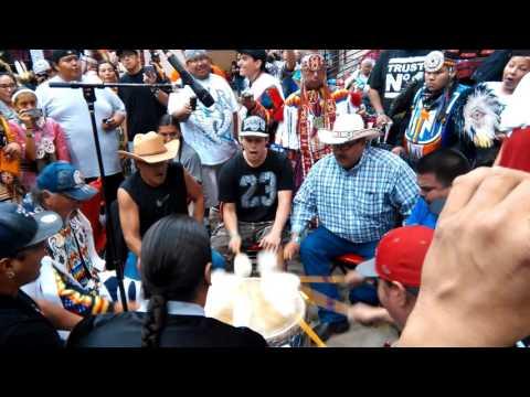 Blackfoot Confederacy @black hills powwow 2015