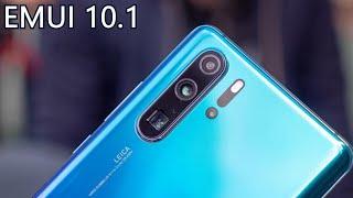 Эти смартфоны получат EMUI 10.1: Honor 9X, Huawei nova 5, Mate 20, P30, Honor V30, и Другие
