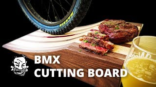 Kicker Ramp Cutting Board for MTB and BMX - Featuring Crafted Workshop thumbnail