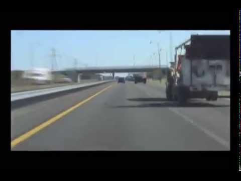 Driving south on I75 Florida