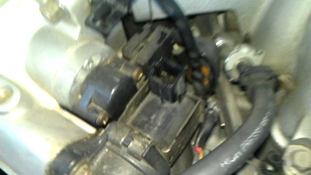 Idle Air Control Valve Youtube 03 Mustang Fuel Filter Location
