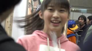 遊ぶ。暮らす。育てる。SATOYAMA & SATOUMIへ行こう 2017】 2017年3月25日(土)~26日(日)幕張メッセで開催されたイベントの様子。 【出演者】 ℃-ute モーニング娘。