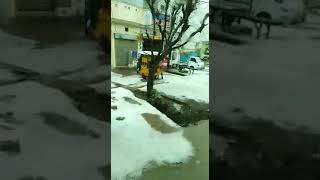 Snowfall In Shahpur In Punjab    Pakistan    Like Share & Subscribe   WS Production