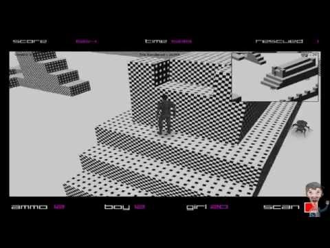 Ant Attack - ZX Spectrum Y Remakes - EmulyTizo
